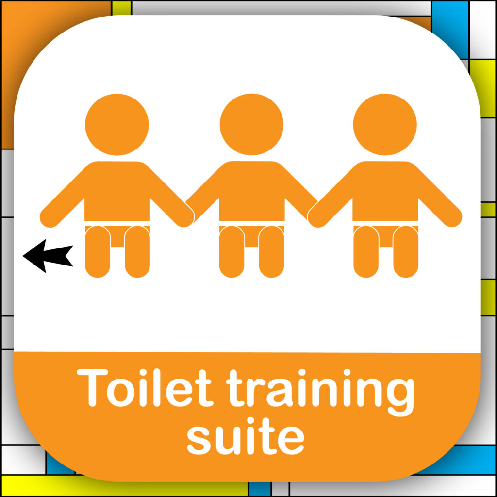 Oaktree Toilet training suite
