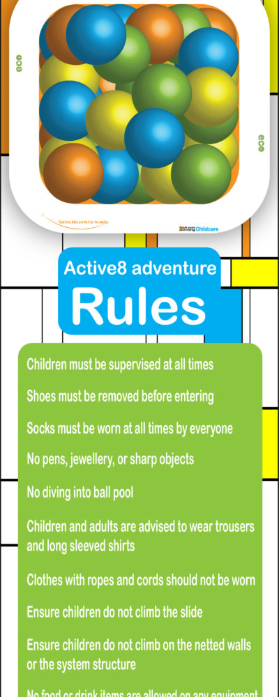 Active8adventure Rules